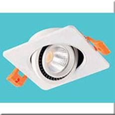 Đèn LED Âm Trần 1 Màu HP3 AT-95 Ø120xH30, khoét lỗ Ø95