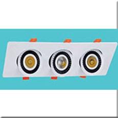 Đèn LED Âm Trần 1 Màu HP3 AT-97 343x120xH30, khoét lỗ Ø300xH95