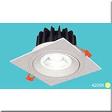 Đèn  Âm Trần HP3 AT-102 Ø92xH55, khoét lỗ Ø75