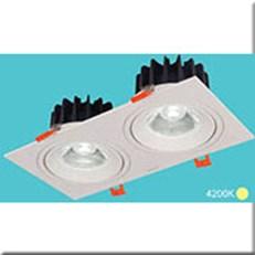 Đèn  Âm Trần HP3 AT-103 L180xW92xH55, khoét lỗ Ø75x155
