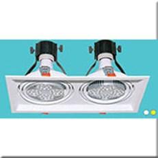 Đèn  Âm Trần HP3 AT-106 L330xW180xH140, khoét lỗ Ø310x160