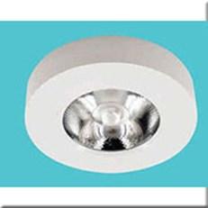 Đèn LED Gắn Nổi HP3 LT-78T 3W Ø60xH16