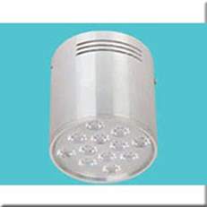 Đèn Lon Gắn Nổi HP3 LN-12 -12W Ø100xH100