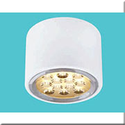 Đèn Lon Gắn Nổi HP3 LN-13 -12WØ130xH100