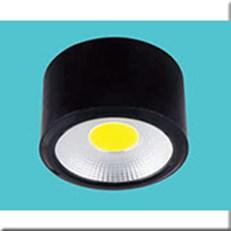 Đèn Lon Gắn Nổi HP3 LN-16 -10w Ø120xH65