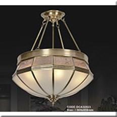 Đèn Thả Đồng KP1 DCA32023 Ø500x650