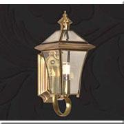Đèn Tường Đồng KP4 B6024 150x160x380
