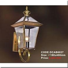 Đèn Tường Đồng KP4 DCAB6027 Ø200x400