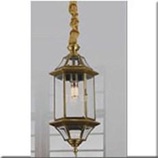 Đèn Thả Đồng KP1 D6008/M Ø200x480