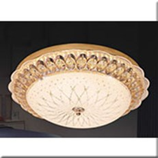 Đèn Ốp Trần Cổ Điển KP1 801 Ø400