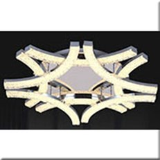 Đèn Trần Nghệ Thuật KP1 X58009-8B Ø785x160