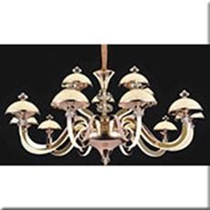 Đèn Chùm Pha Lê LED KP4 9016-15 Ø950x1000