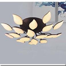 Đèn Trần Nghệ Thuật KP1 841/10+5 Ø760x210