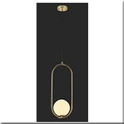Đèn Thả Nghệ Thuật AU DY2213/1 Ø180x1000