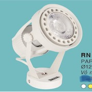 Đèn Rọi  HP3 RN16 -30W Ø120xH220