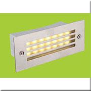 Đèn Âm Cầu Thang HP3 ACT 2906 -3W L110xW45xH55, khoét lỗ 42x105