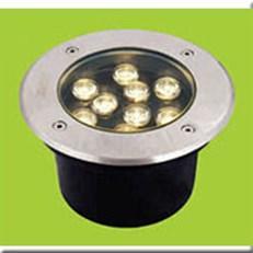 Đèn Âm Sàn HP3 AS03 -9W Ø160xW95x130