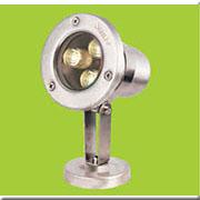 Đèn Âm Nước HP3 FN 01-3W Ø80xH140