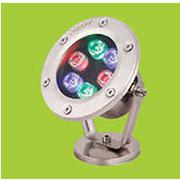 Đèn Âm Nước HP3 FN 06 -6W Ø120xH140