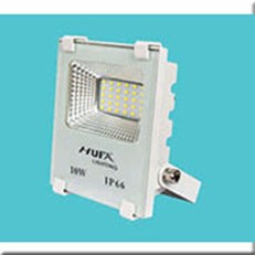 Đèn Pha Led HP3 FAT10W L100xW45xH135