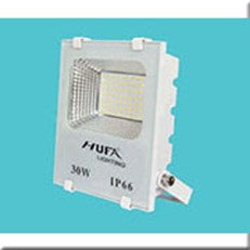 Đèn Pha Led HP3 FAT 30W L206xW65xH245