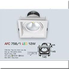 Đèn LED Âm Trần ANFACO AFC 758/1 -12W