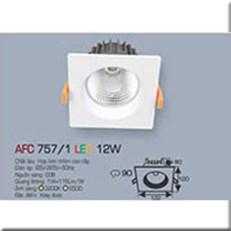 Đèn LED Âm Trần ANFACO AFC 757/1