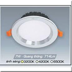 Đèn LED Âm Trần ANFACO AFC 441B 7W