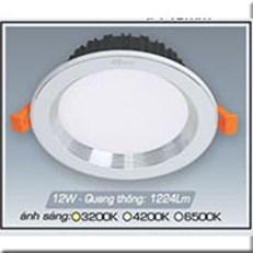 Đèn LED Âm Trần ANFACO AFC 441B 12W 3 CHẾ ĐỘ