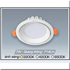 Đèn LED Âm Trần ANFACO AFC 434 7W