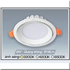 Đèn LED Âm Trần ANFACO AFC 434 9W 3 CHẾ ĐỘ