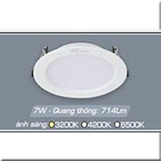Đèn LED Âm Trần ANFACO AFC 674T 7W 3 CHẾ ĐỘ