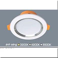 Đèn LED Âm Trần ANFACO AFC 525A 12W