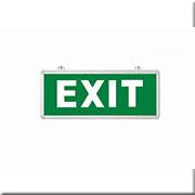 Đèn Lối Thoát Hiểm HP3 EXIT1 - 1 MẶT L355xW25xH145
