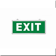 Đèn Lối Thoát Hiểm HP3 EXIT1 - 2 MẶT L355xW25xH145