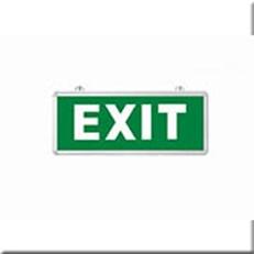 Đèn Lối Thoát Hiểm HP1 EXIT 2 MẶT L355xW25xH145