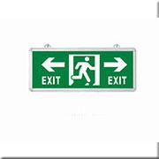 Đèn Lối Thoát Hiểm HP3 EXIT4- 2 MẶT L355xW25xH145