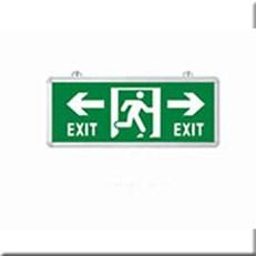 Đèn Lối Thoát Hiểm HP1 2EXIT 2 MẶT L355xW25xH145