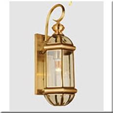 Đèn Vách Đồng Ngoài Trời HP1 VĐ 6007S L120xW160xH450