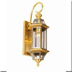 Đèn Vách Đồng Ngoài Trời VE1 VĐ-6015A L190xW190xH480