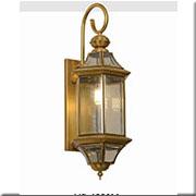 Đèn Vách Đồng Ngoài Trời VE1 VĐ-6015B L210xW210xH500
