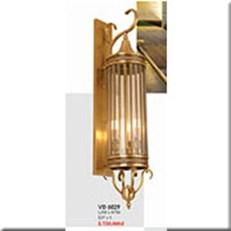 Đèn Vách Đồng Ngoài Trời HP1 VĐ 6029 L200xH750