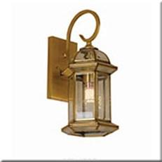Đèn Vách Đồng Ngoài Trời HP1 VĐ 6012 L200xH350