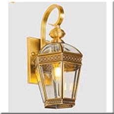 Đèn Vách Đồng Ngoài Trời HP1 VĐ 6011 L190xW190xH320