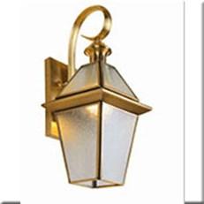 Đèn Vách Đồng Ngoài Trời HP1 VĐ 6023 L160xW150xH340