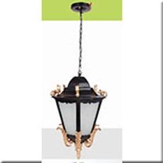 Đèn Thả Ngoại Thất HP1 HF-102 Ø300xH400