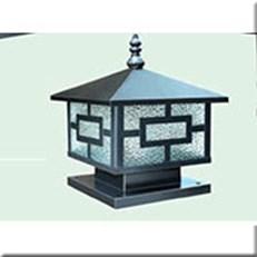 Đèn Trụ Cổng HP1 HF-03D 350x350xH350