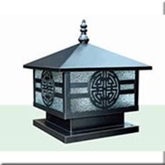 Đèn Trụ Cổng HP1 HF-02B 250x250xH250