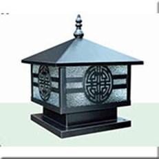 Đèn Trụ Cổng HP1 HF-02C 300x300xH300