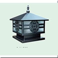 Đèn Trụ Cổng HP1 HF-02D 350x350xH350